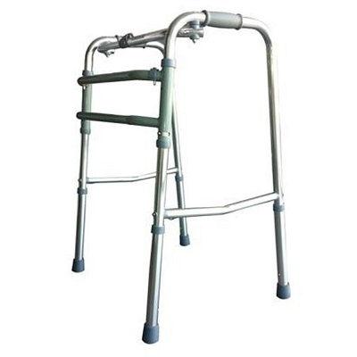 Andador para Ancianos Plegable Ultraligero Sin Ruedas