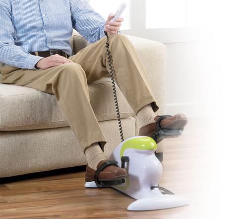 Beneficios de Usar un Pedaleador de Ancianos