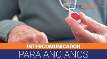 Intercomunicador para Ancianos