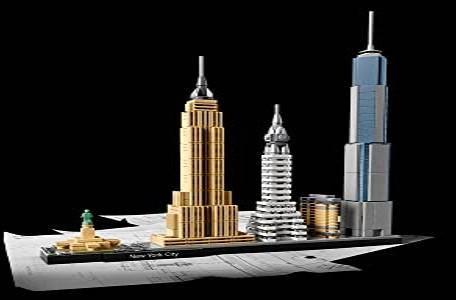 LEGO Architecture - Lego para Adultos