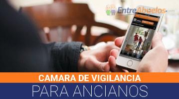 Cámara de Vigilancia para Ancianos