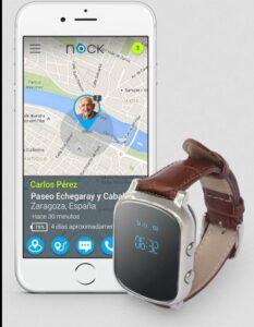 Pulsera Localizador GPS para Ancianos Eficiente