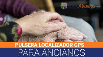 Pulsera Localizador GPS para Ancianos