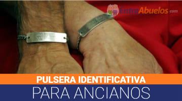 Pulsera Identificativa para Ancianos