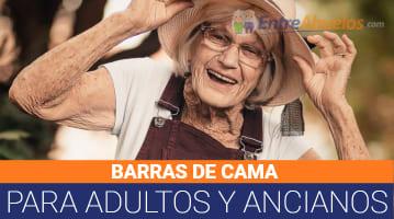 Barandillas de Cama para Ancianos