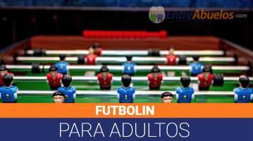 Futbolin para Adultos