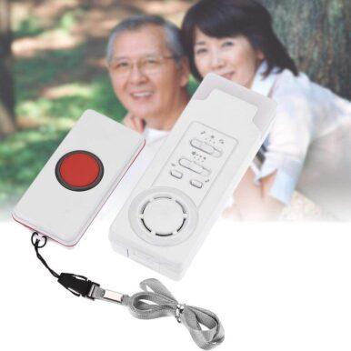 Fdit - Botón de Emergencia para Ancianos 3 modos