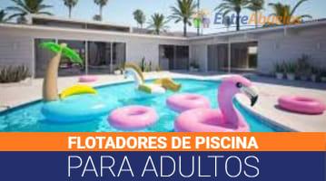 Flotadores de Piscina para Adultos