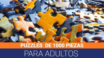 Puzzles de 1000 Piezas para Adultos