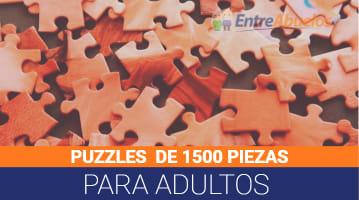 Puzzle de 1500 Piezas para Adultos