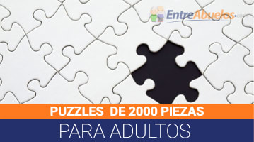Puzzle de 2000 Piezas para Adultos