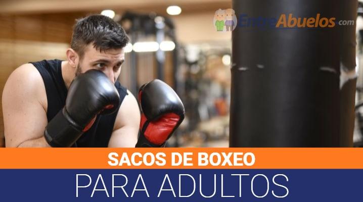 Sacos de Boxeo para Adultos