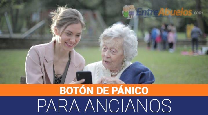 Botón de Pánico para Ancianos