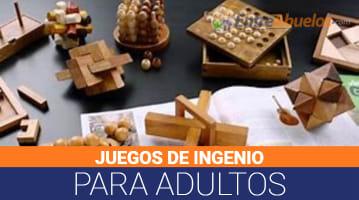 Juegos de Ingenio para Adultos