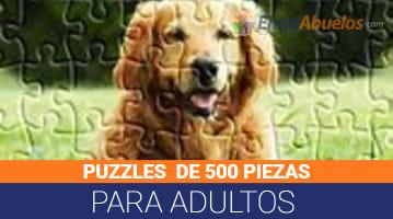 Puzzle de 500 Piezas para Adultos