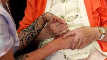 compasión con los ancianos