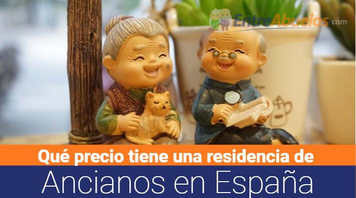 Qué precio tiene una residencia de ancianos en España: Cómo se paga
