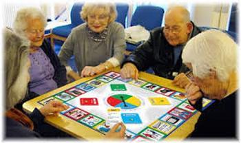 Actividades lúdicas para ancianos
