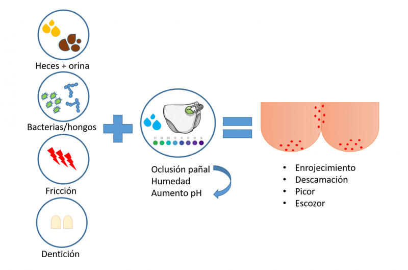 Cómo curar dermatitis del pañal en ancianos 1