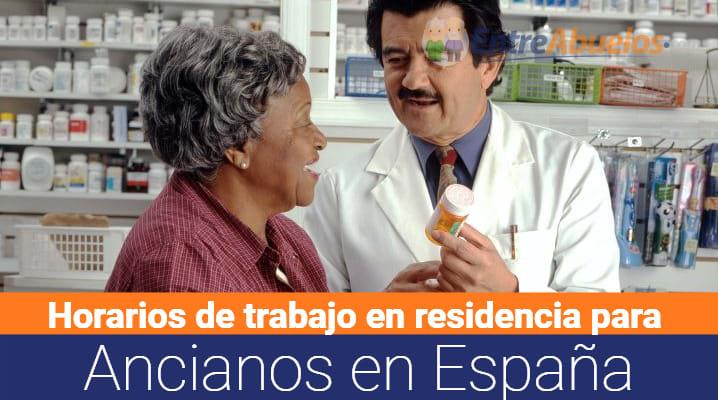 Cuáles son los horarios de trabajo en residencias de ancianos de España: Horarios y actividades