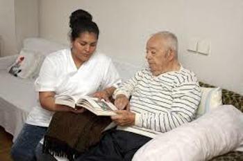 atención a la ancianos