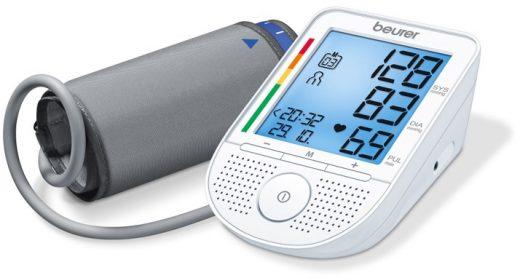 monitor de presion arterial beurer bm 49