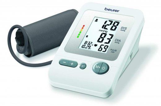 monitor de presion arterial beurer