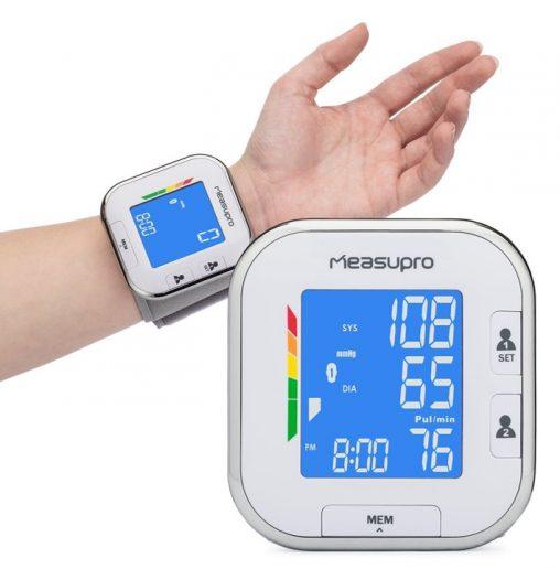 tensiometro digital automático
