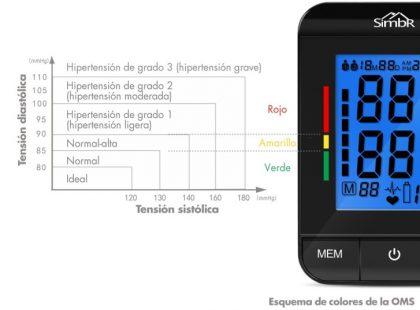 tensiometro digital de brazo barato