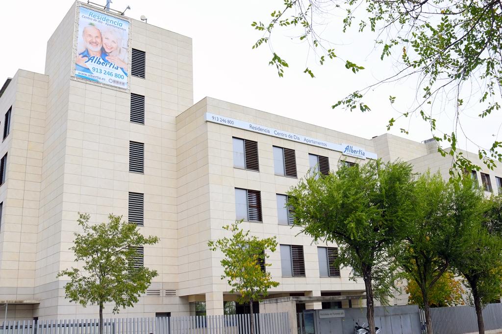 Centro Residencial Albertia Moratalaz