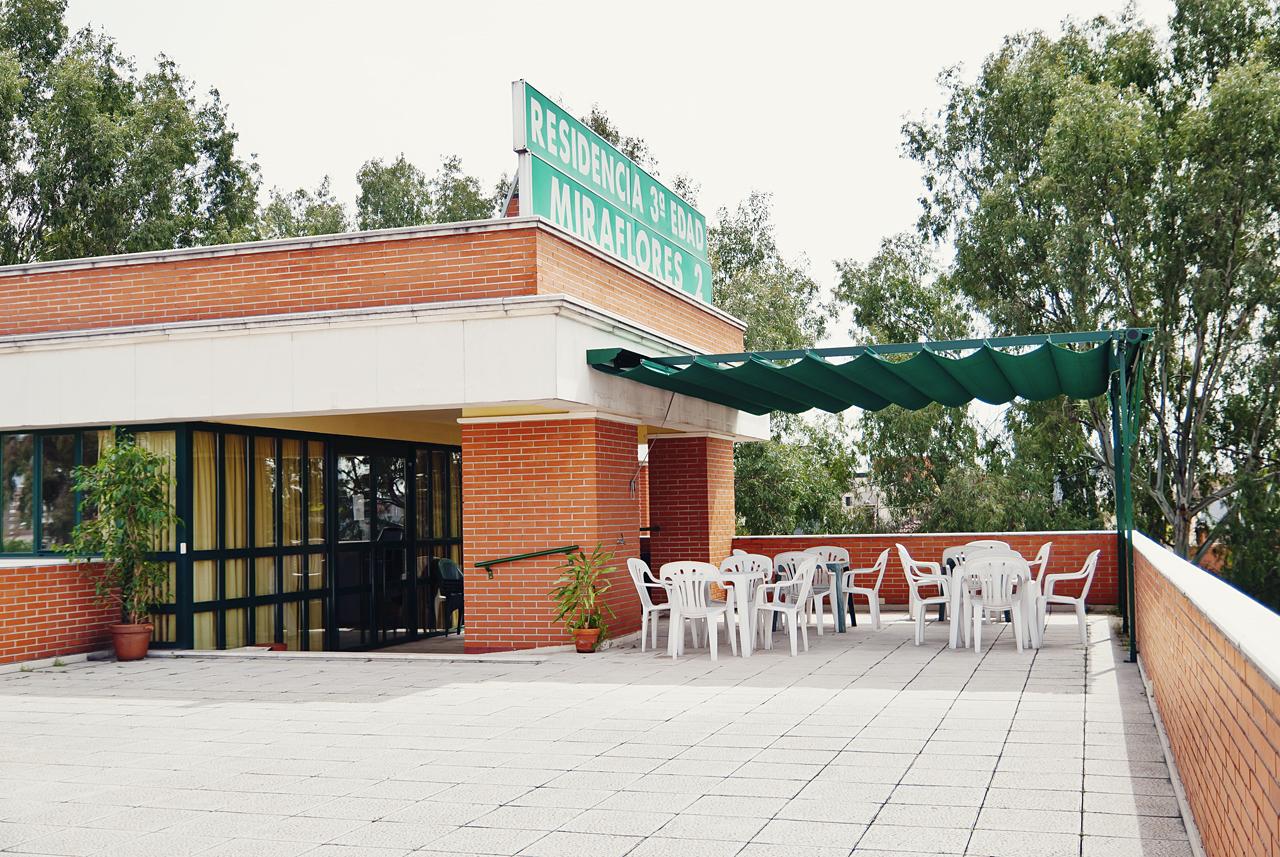 Centro geriátrico Miraflores