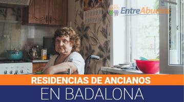 Residencias de Ancianos en Badalona