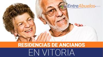 Residencias de Ancianos en Vitoria