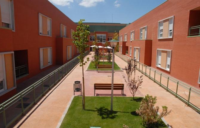 Residencia DomusVi Decanos Ávila