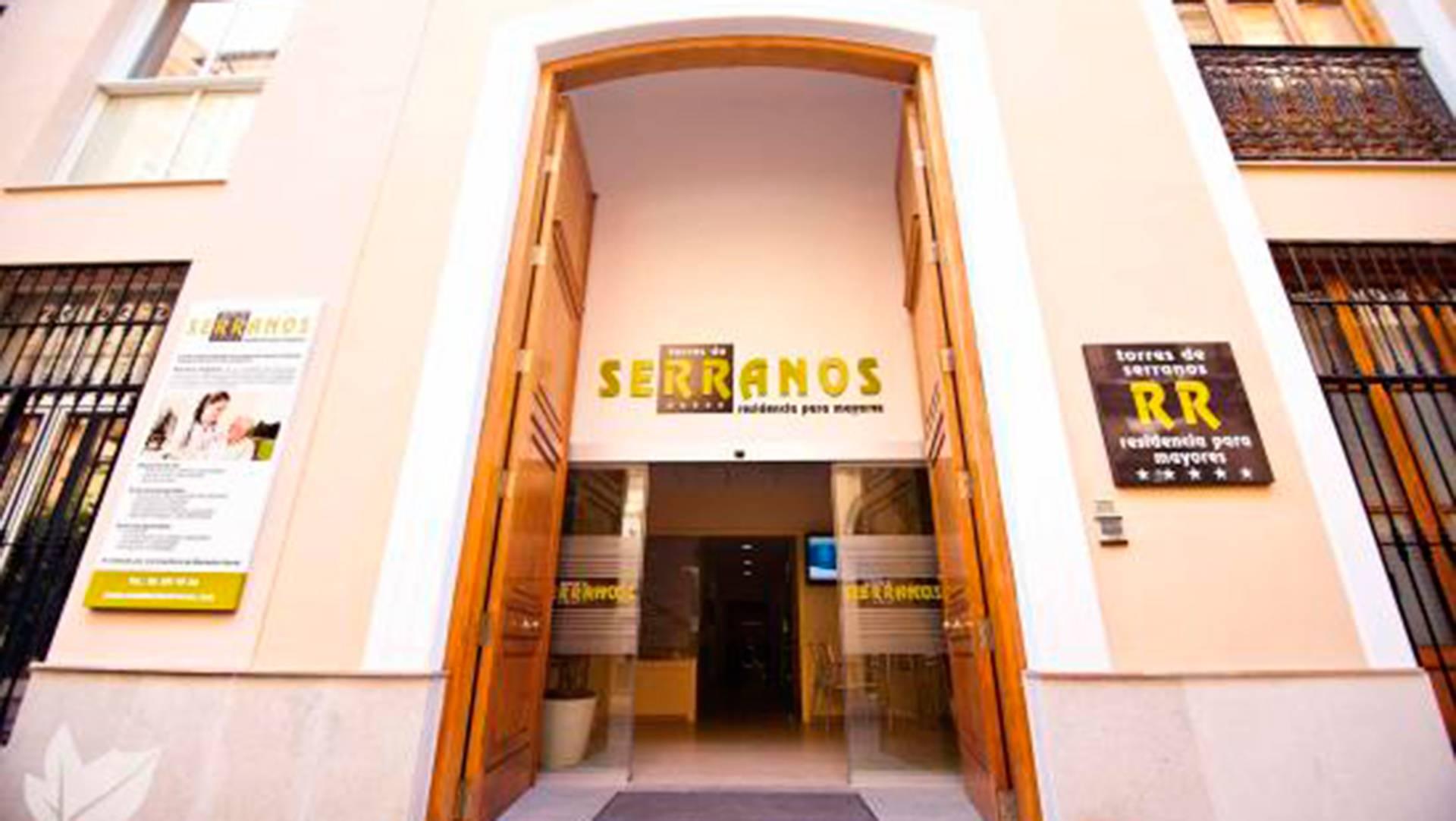 Residencia Tercera Edad Torres de Serranos