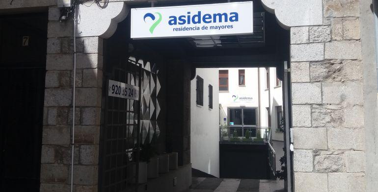 Residencia de mayores Asidema