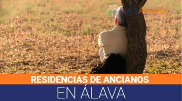 Residencias de Ancianos en Álava