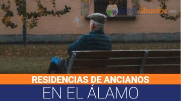 Residencias de Ancianos en el Álamo