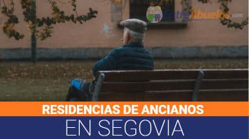 Residencias de Ancianos en Segovia