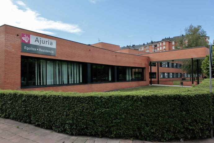 Residencia Ajuria