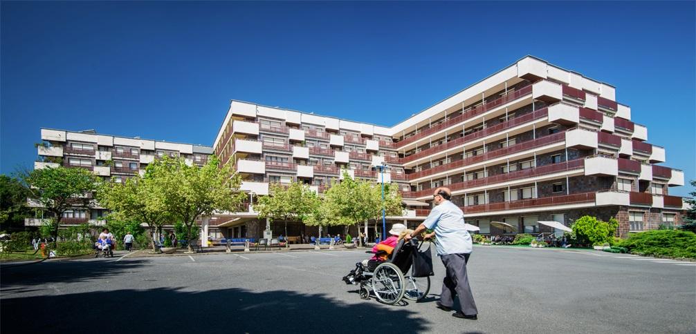 Residencia Fundación Miranda