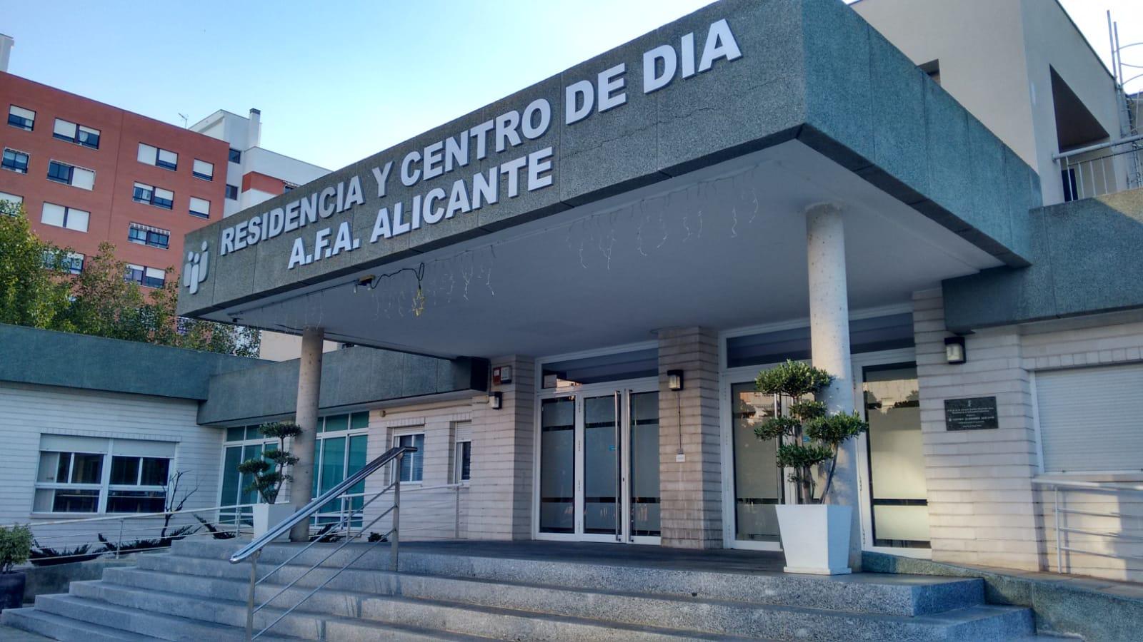 Residencia AFA Alicante
