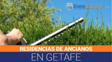 Residencias de Ancianos en Getafe