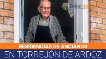 Residencia de Ancianos en Torrejón de Ardoz